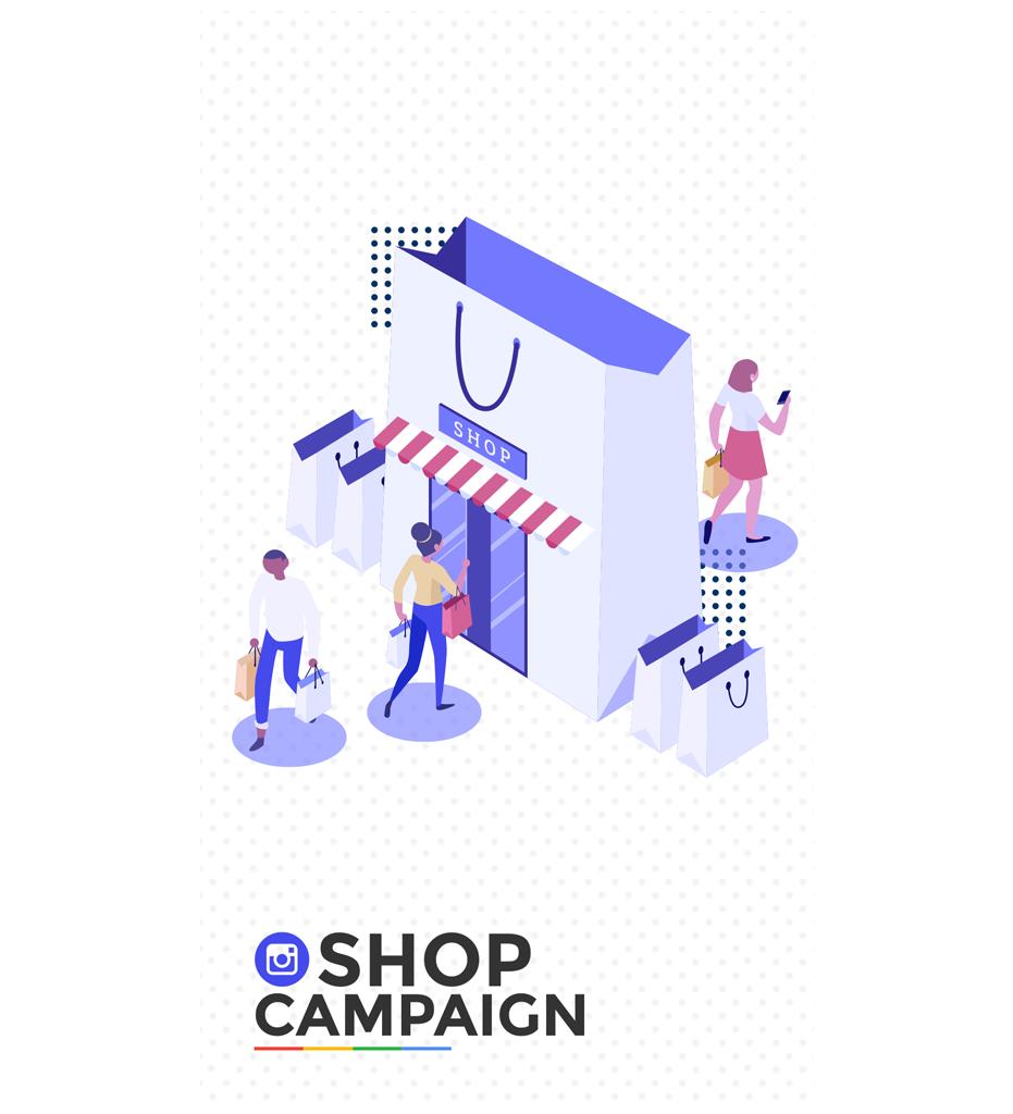 Instagram Shop Campaign Kerala