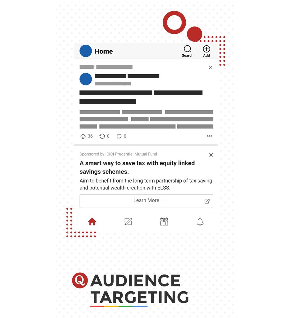 Quora audience targeting